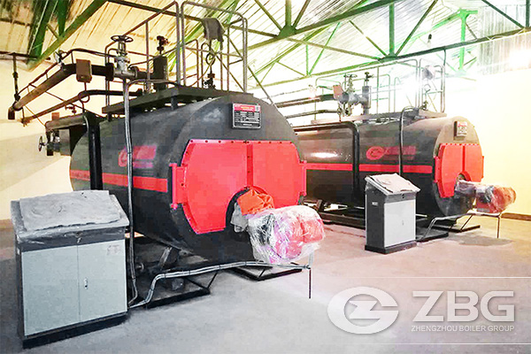 Russia 2.8 MW gas fired hot water boiler-1.jpg