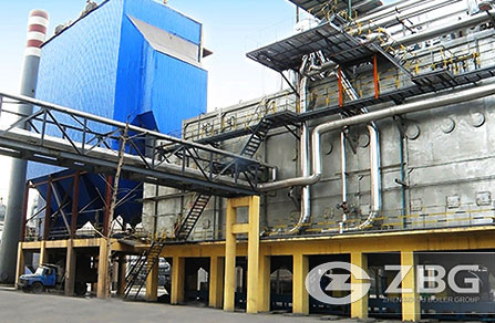Chemical Waste Heat Boiler
